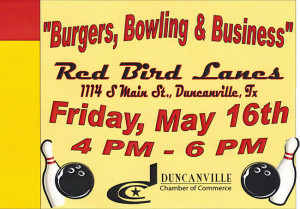 Burgers-Bowling-&-Business-Flyer